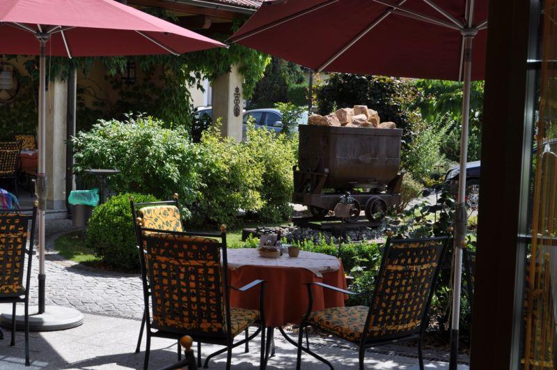 Nickis Restaurant Gastgarten, Gmünd