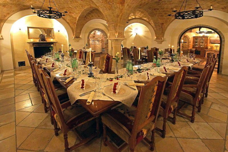 Nickis Restaurant Gewölbe