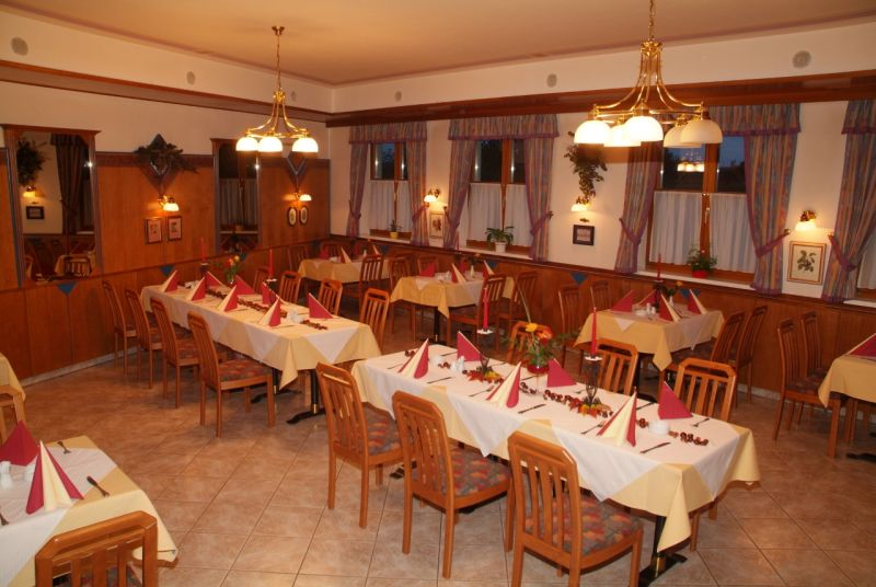 Nickis Restaurant Saal