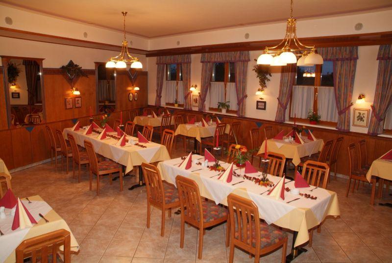 Nickis Restaurant Saal