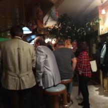 Das Lokal ist voll, Fritz Semper feiert seinen 50er, Nickis Restaurant, Gmünd