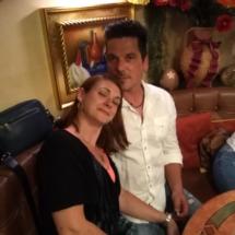 Es gibt auch noch verliebte Paare bei Fritz Semper Geburtstag zum 50er, Nickis Restaurant, Gmünd