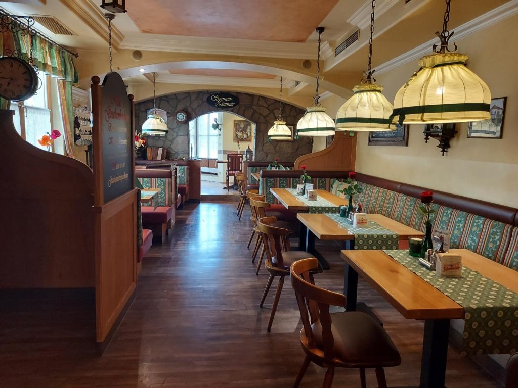 Nickis Restaurant, Weinstube, Fritz Semper, Gmünd